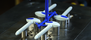 Vertical Injection Molding