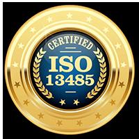 CI ISO 13485 2016 Logo