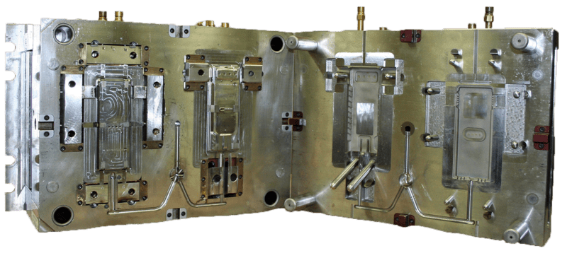 Action Injection Mold