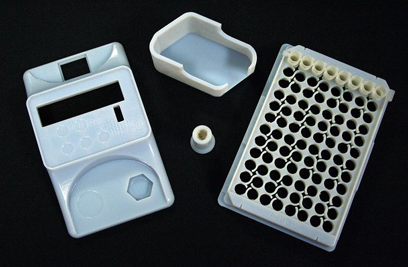 3D Printed Parts April 2014 Pic 1